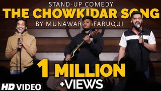 The Chowkidar Song | Stand Up Comedy | Parody Song | 2020