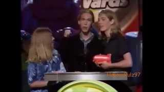 Hanson At Kid's Choice Awards 4/4/98