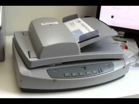 Hp scanner jet 5590