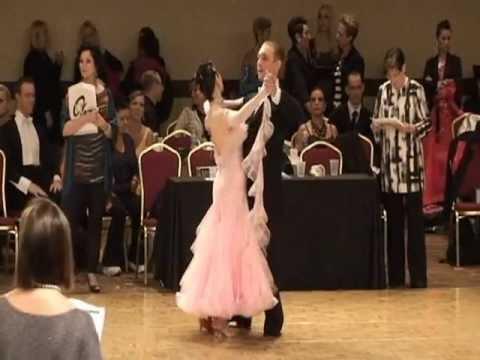 Ballroom Dance of NJ - Lina & Sergei Bezrodnov World Dance-Sport Championship in Ohio 11.17-18.2012