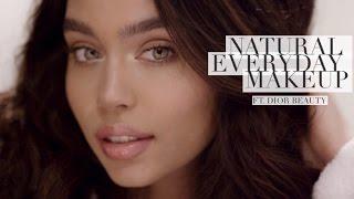 "My Natural ""No Makeup"" Everyday Look"