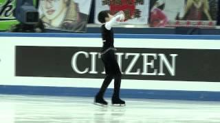 1 Boyang JIN (CHN) - ISU Grand Prix Final 2012 Junior Men Free Skating