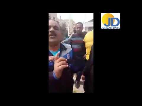 أحتجاج -البحارة- على تشديد التفتيش عليهم على الحدود السورية الأردنية .  - نشر قبل 22 ساعة