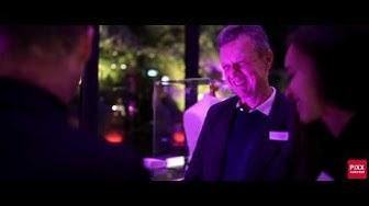 PIXX Lounge Baden-Baden 2018 im Casino