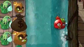 Plants vs Zombies 2 - Bombegranate in Pirate Seas   Pinata Party 8/13/2016