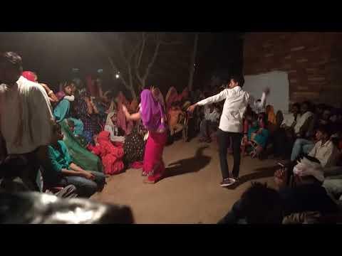 Mere Jeth Ka Ladka Maha Papi bo To mhari Aankhen khay chachi dance anice