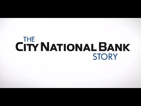 City National Bank over 60 Years of Service