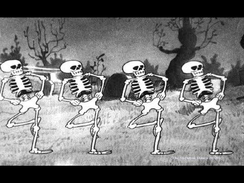 Vintage Halloween - Dance Around In Your Bones