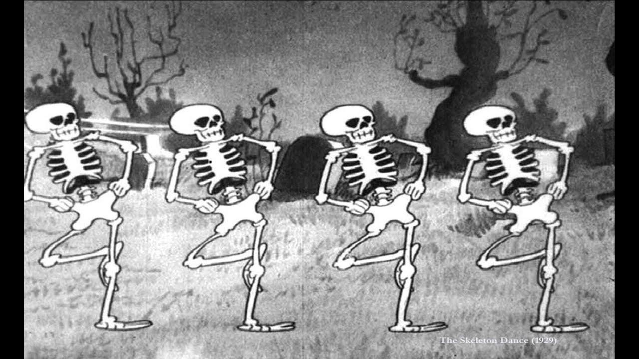 Vintage Halloween - Dance Around In Your Bones - YouTube