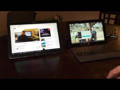 How To Use Your Android Tablet As Second Display Via Usb