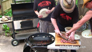 Flat Iron Steak Recipe By The Bbq Pit Boys