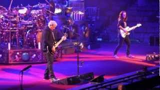 "Rush Clockwork Angels Tour- ""The Wreckers"" (720p HD) Live in Columbus on Sept 20, 2012"