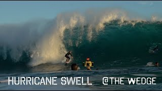 The Wedge | The Unexpected Hurricane Swell | October 5th 2018 | Fall Begins
