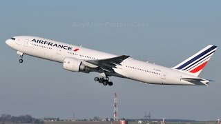 Buenos Aires Argentina (SAEZ) to Paris CDG (LFPG) FSX Air France B777-200 Flight 3 of 3