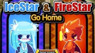 Icestar Firestar Go Home Walkthrough