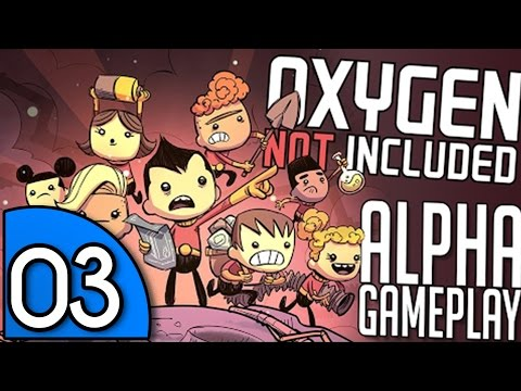 Plumbing and power management is hard - Oxygen not Included gameplay walkthrough - 03