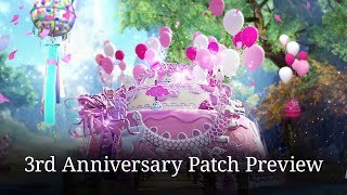 Blade & Soul: 3rd Anniversary Festival Patch Preview