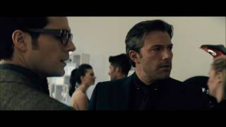 Batman V Superman - Dawn of Justice | Ultimate Edition | Bruce and Clark First Meeting