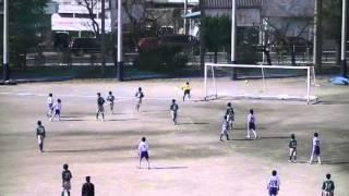 2013-03-09_2 練習試合B 場所:長田西中 vs長田西中