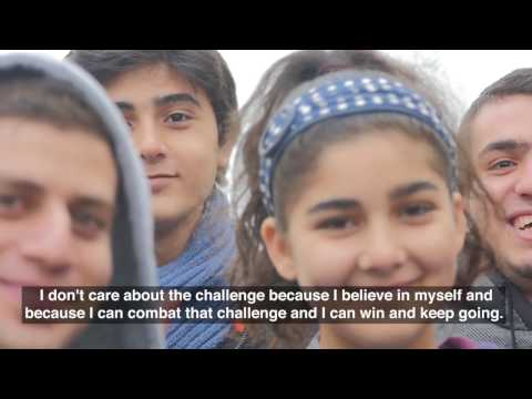 Masa and Yasser - Journeys of Hope: From Syria to Canada