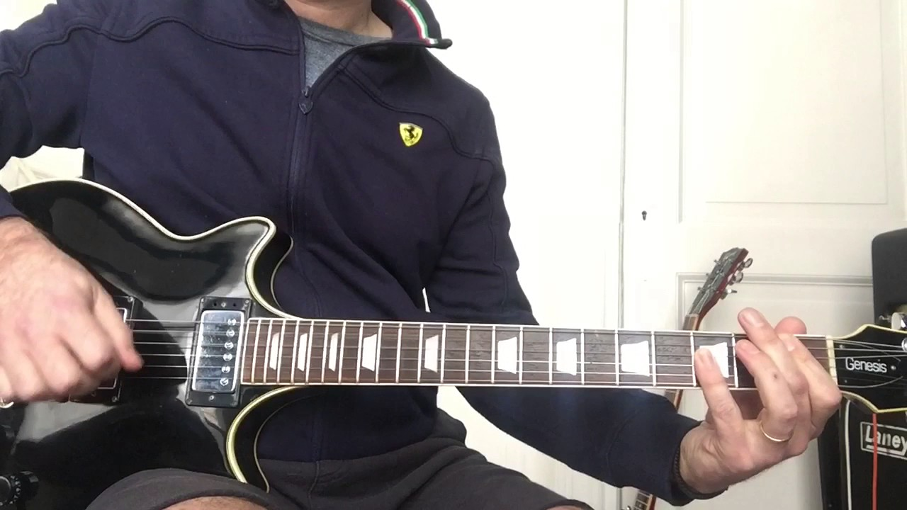Lady Evil Black Sabbath Guitar Cover With Solos Youtube