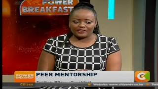 Power Breakfast:  Peer Mentorship