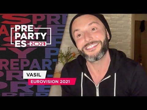 Vasil -  Here I Stand / Aquí estoy (Spanish Version) - Macedonia del Norte 2021??   #PrePartyES21