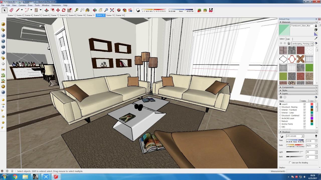 Sketchup texture: sketchup 3d model vegetation.