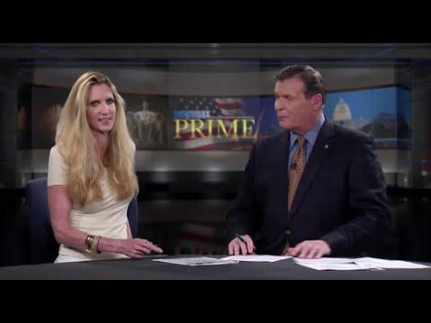 Newsmax Prime | Ann Coulter discusses Trump and the media