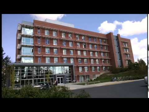 College Life: The dormitories of WSU