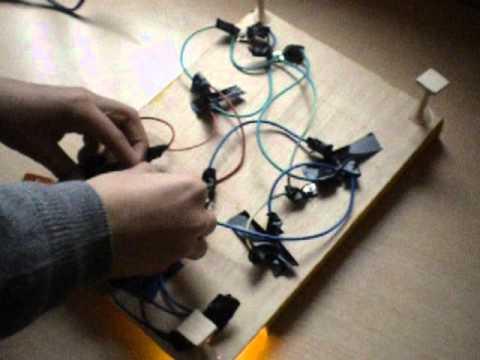 Circuito En Paralelo : Casa circuito en paralelo wmv youtube
