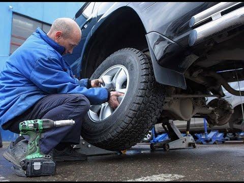 Зачем менять зимние шины на летние???
