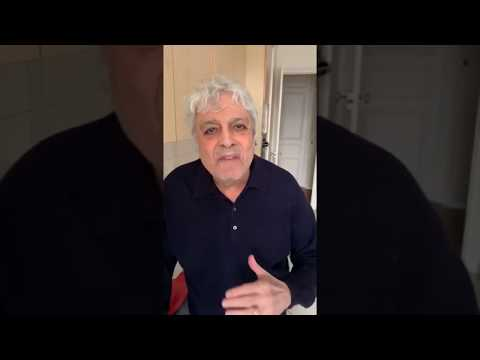 Virtual Mimouna 2020: Special Message From Enrico Macias, ASF NYSJFF Pomegranate Award Recipient