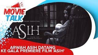 Risa Saraswati Lihat Arwah Asih di Gala Premiere Film ASIH