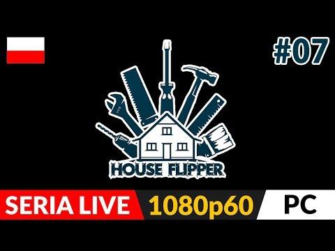 HOUSE FLIPPER PL 🔨 LIVE ✔️ Co tu jeszcze mamy :) [START 22:30]