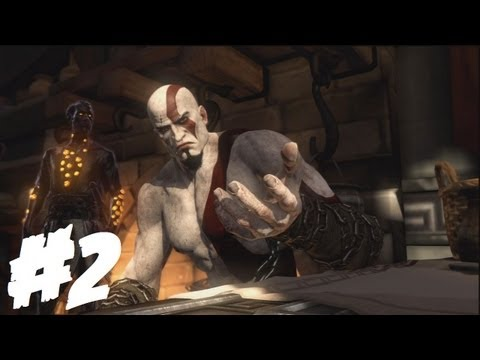 God of War Ascension LP #2 [ARABIC] | قود اوف وار: الحلقة #2