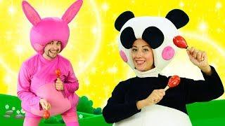 Веселая Дорога | Песни для Детей | Сборник Песенок 10 минут | Чух Чух ТВ