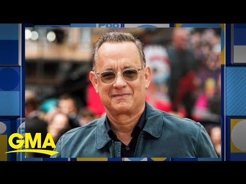 Tom Hanks to star in new Civil War historical drama 'News of the World' | GMA