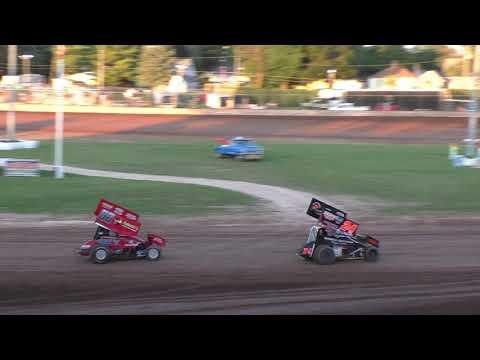 Plymouth Dirt Track 360 Sprint Heats 8-23-2019