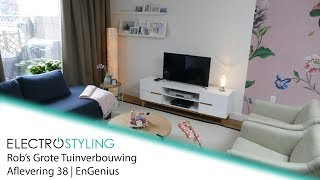 Engenius EZ Hotspot Extender in Rob's Grote Tuinverbouwing