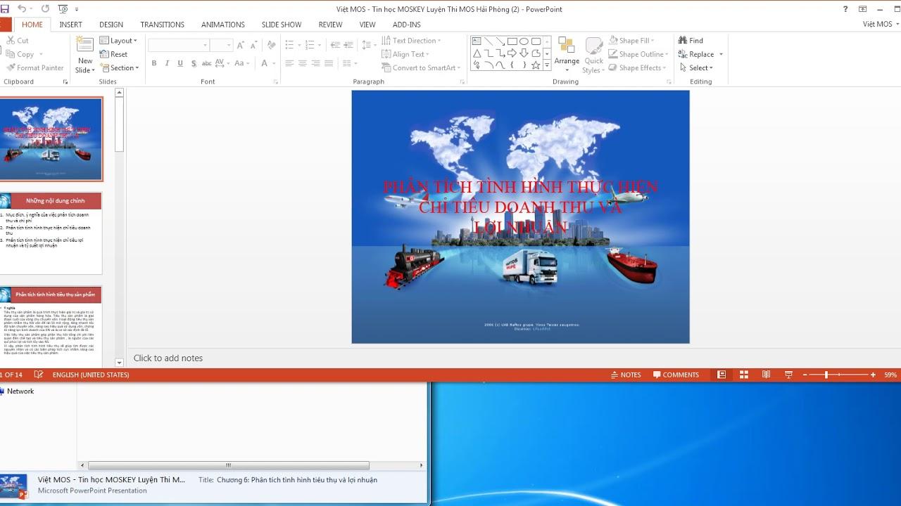 Khắc phục lỗi không mở được File Powerpoint