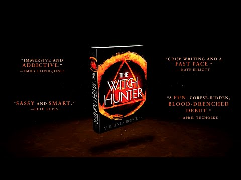 THE WITCH HUNTER By Virgina Boecker