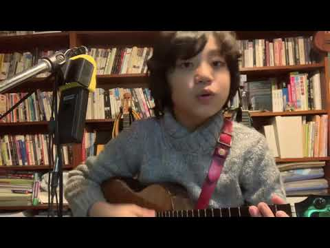 Don't Worry, Be Happy / Bobby McFerrin, Covered By Feng E, Ukulele