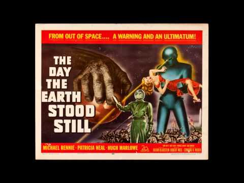 Filmscore Fantastic Presents: The Day the Earth Stood Still the Suite