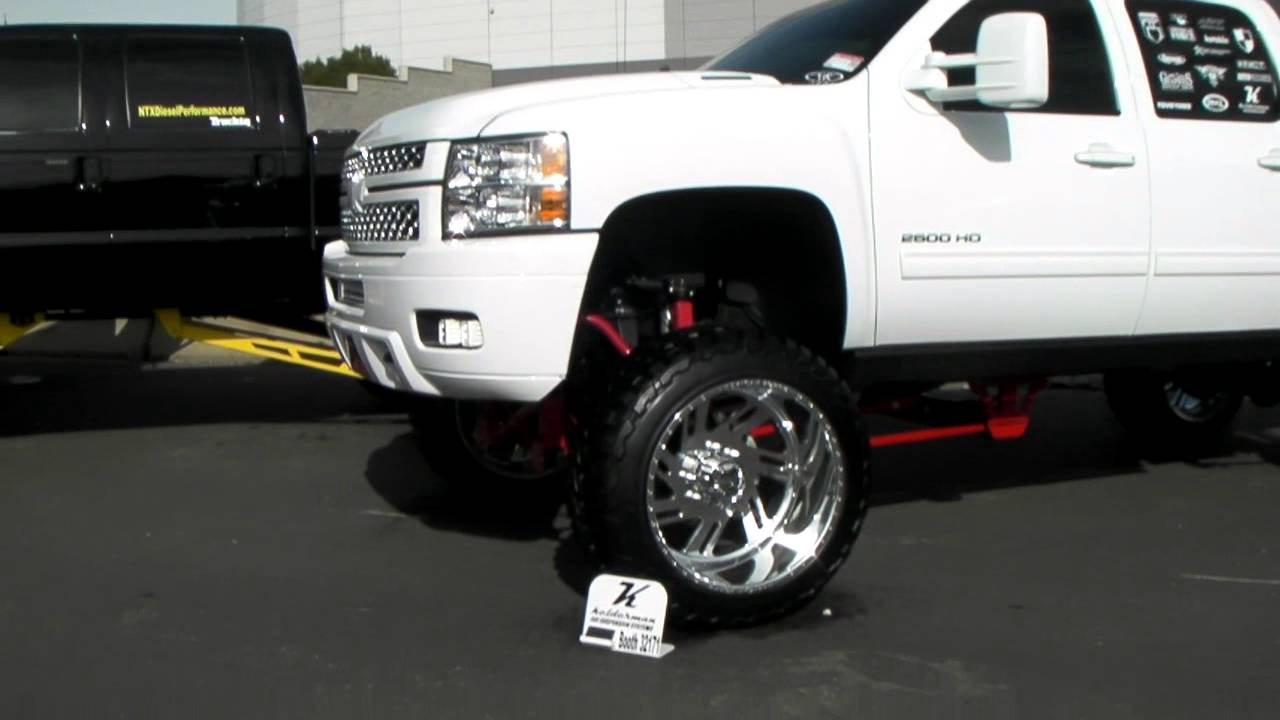 Dubsandtires com 24 american force chrome wheels 2013 chevy 2500 silverado rims youtube
