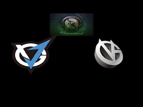 VGJ Storm vs VG The International 2018 Highlights Dota 2
