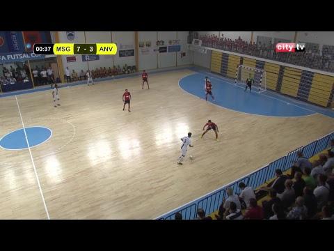 Mostar Stari Grad - Arnavutköy Belediye Spor 23.08.2017.