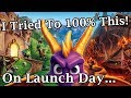 I Tried To 100% Spyro Reignited Trilogy On Launch Day Like A Madman