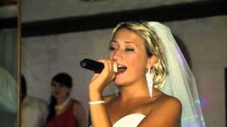 """Песня родителям на свадьбе """"Помолимся за родителей"""""""