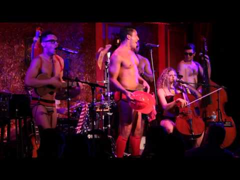 The Skivvies feat. Nicholas Rodriguez - Fire Medley